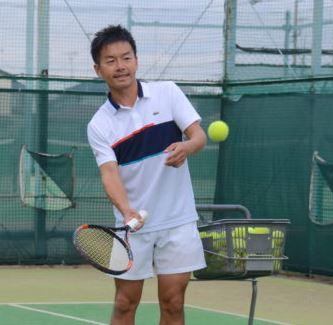 テニス探求塾代表